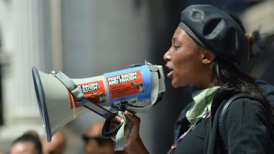 Sasha Johnson, Prominent Black Lives Matter Activist, Critically Wounded. Five Suspects Being Held for Her Attempted Murder.