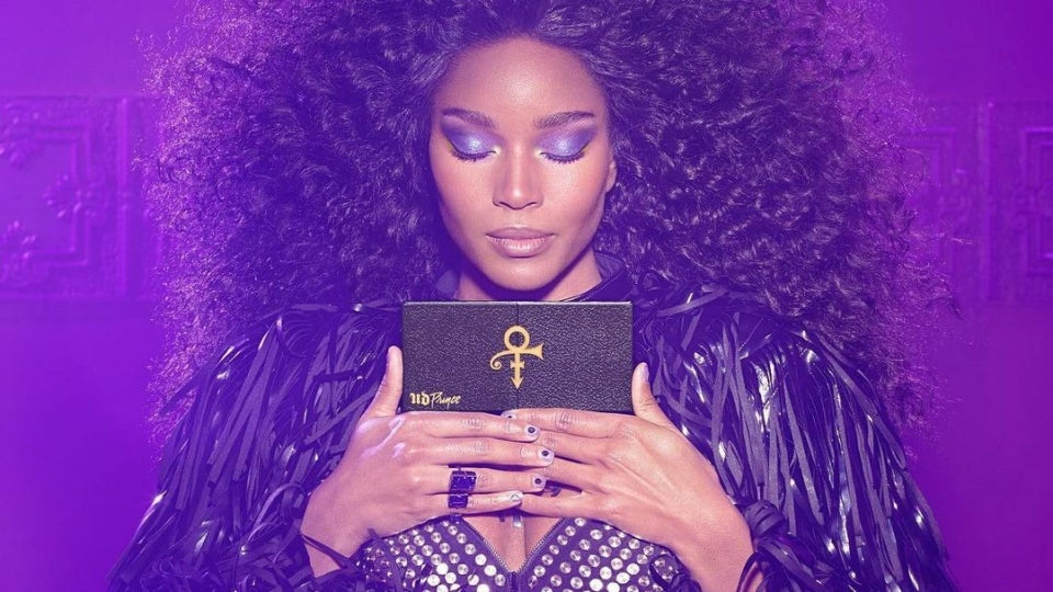 Damaris Lewis On Her Friendship With Prince And   The New Urban Decay Collection Inspired By Him
