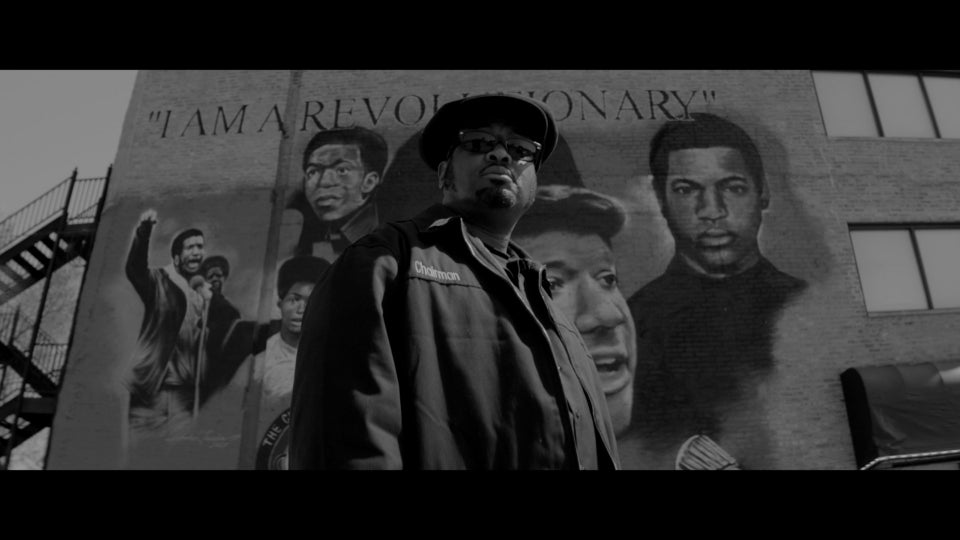 Fred Hampton's son wants you to know the real legacy of his father and the Black Panther Party