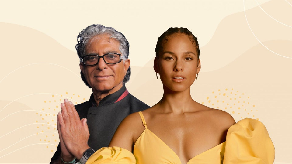 Alicia Keys Partners With Chopra To Release New 21-Day Meditation App
