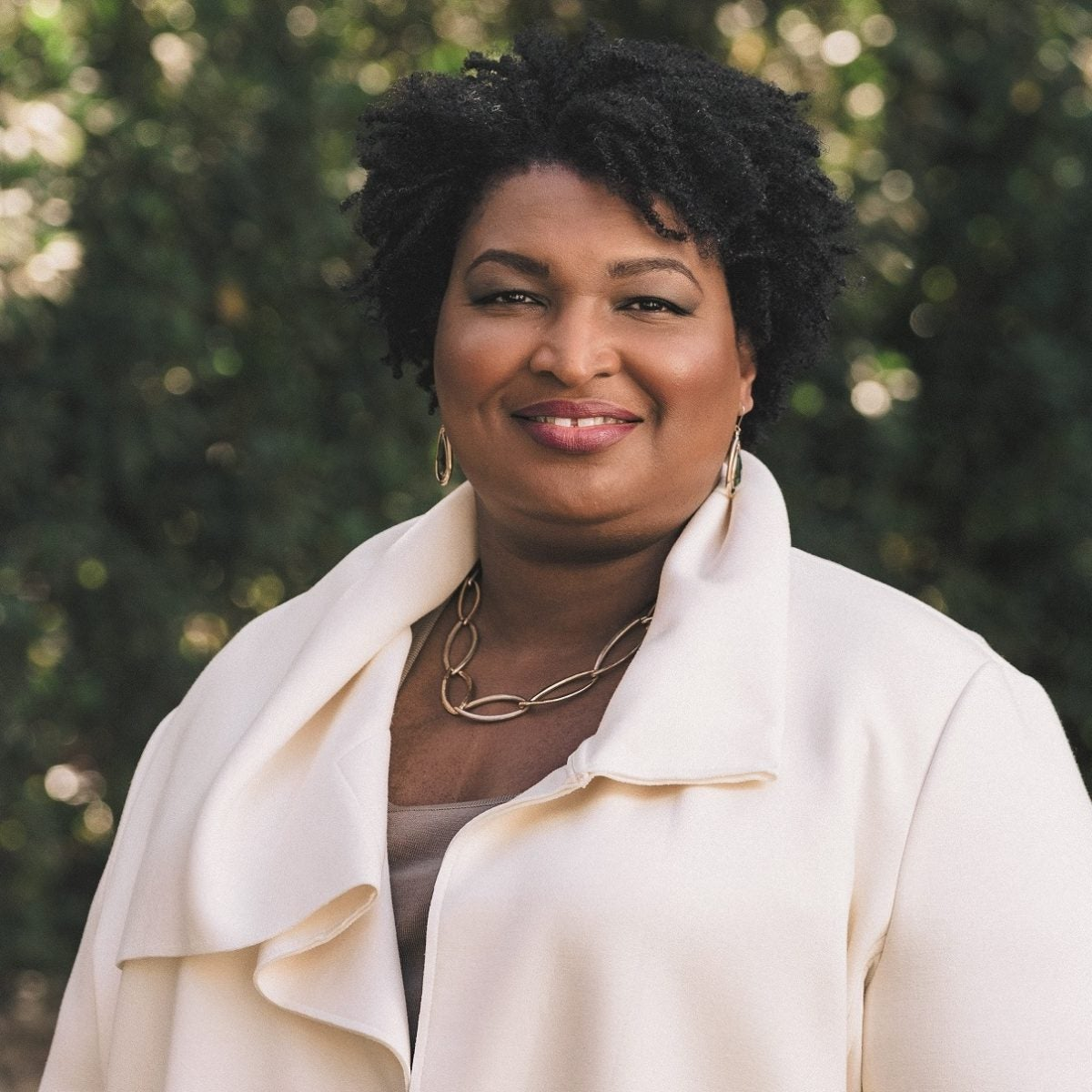 Say Her Name: Stacey Abrams Steps Out Of The Shadows Into Her New Title, 'Author'