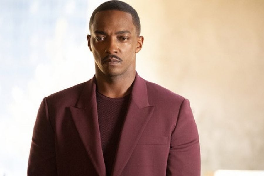 Anthony Mackie On How His Role In 'Solos' Put Life Into Perspective ...