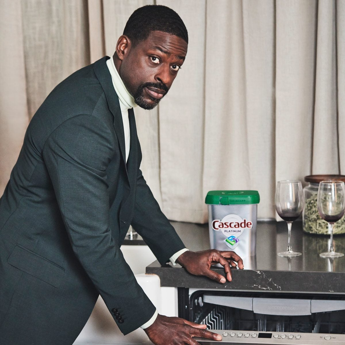 Sterling K. Brown On 'This Is Us' Ending And Shifting The Narrative About Black Fatherhood