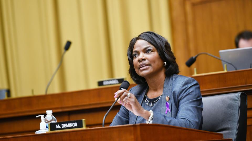 No Black Woman Serves as a U.S. Senator. Congresswoman Val Demings Could Change That.