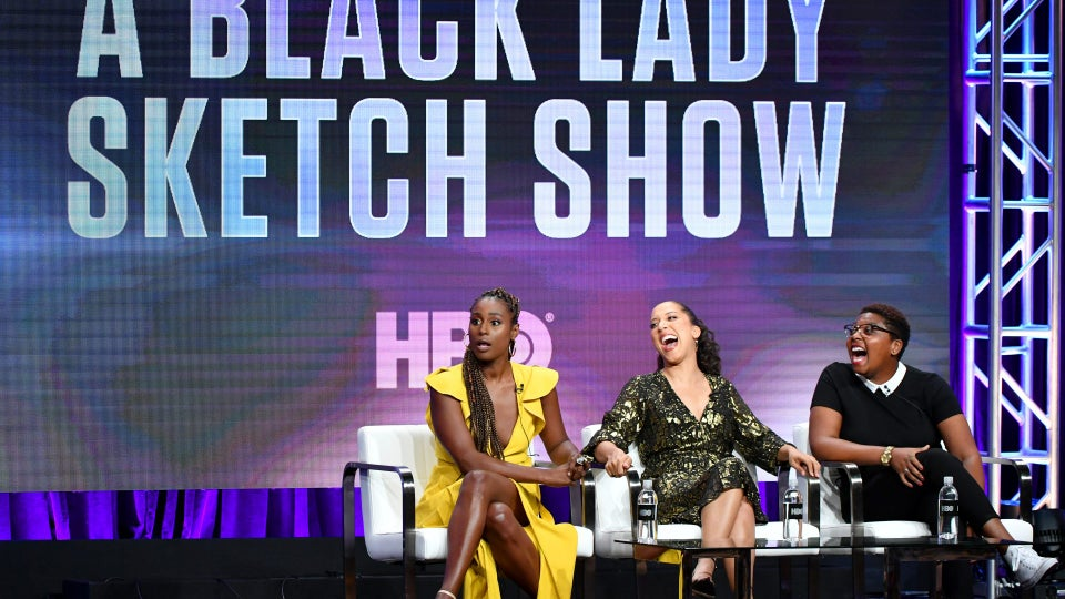 Robin Thede's 'A Black Lady Sketch Show' Renewed For Season 3