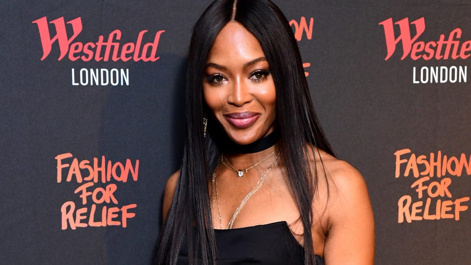 Surprise! Naomi Campbell Has Just Welcomed Her First Child