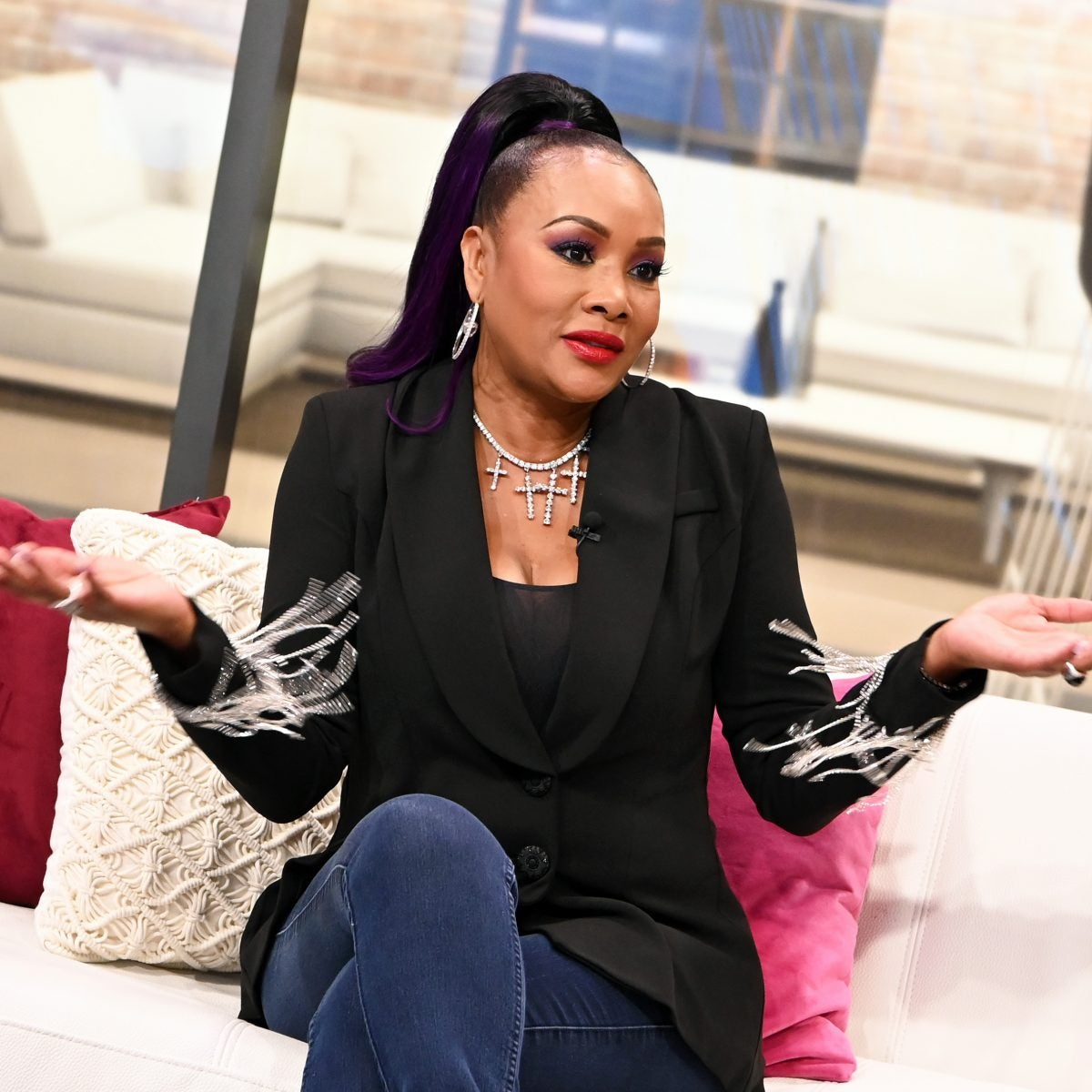 5 Times Vivica A. Fox Kept It Very Real About Her Missteps In Love