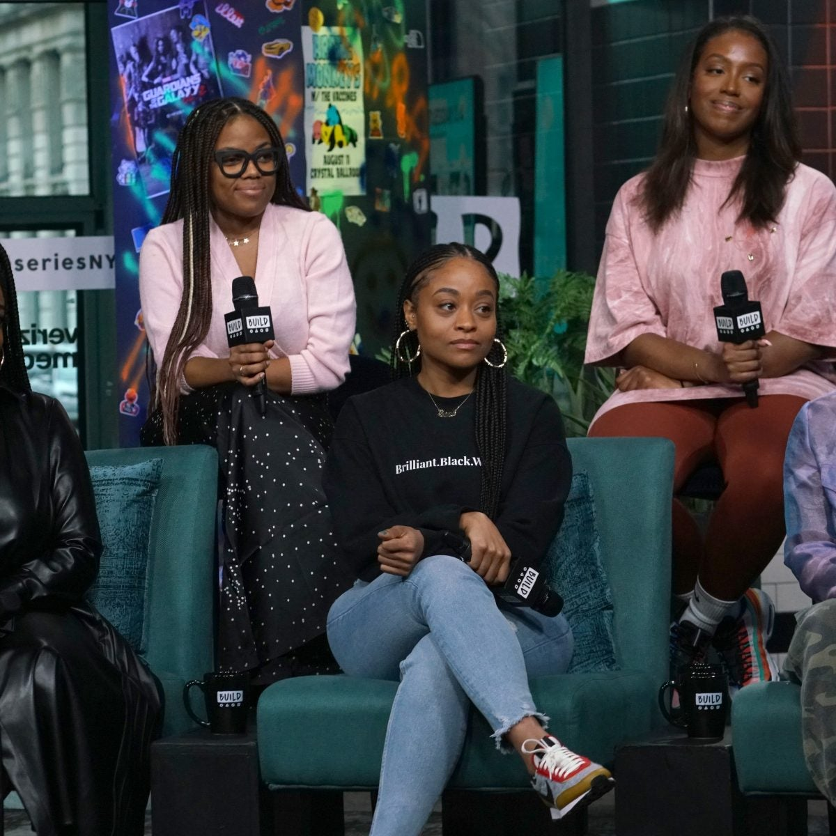 12 Black Women Talk Show Hosts To Tune Into Right Now