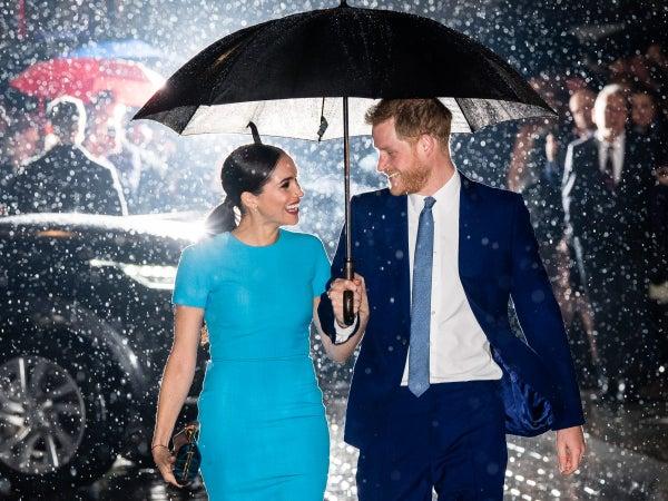 Happy Anniversary! Love Always Looks Good On Prince Harry and Meghan Markle