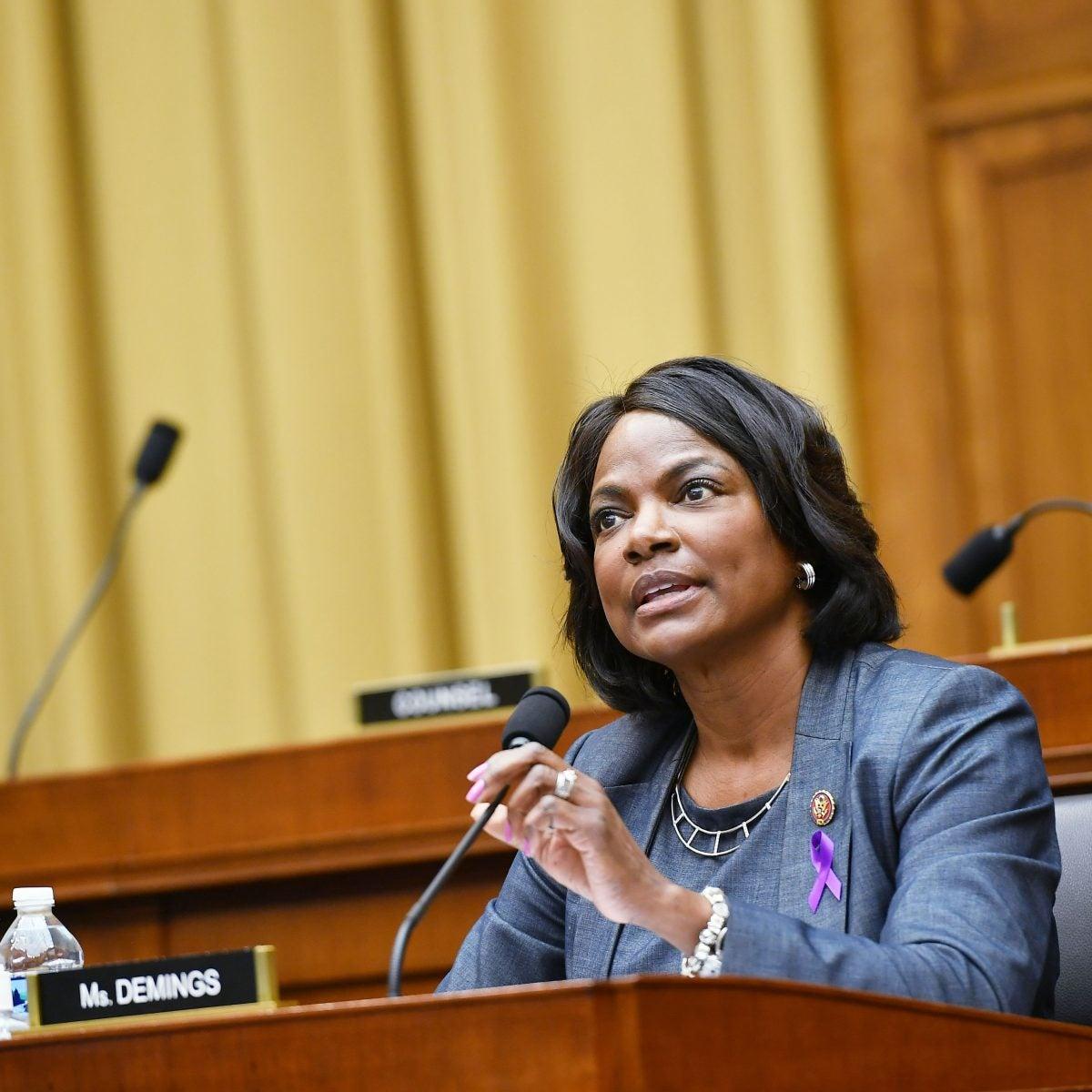 Congresswoman Val Demings Makes U.S. Senate Run Official