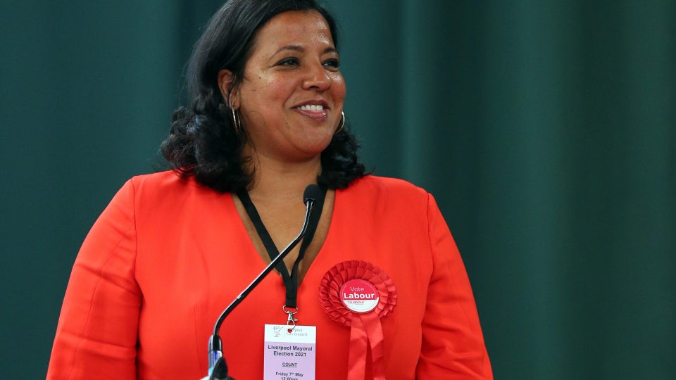 Meet Joanne Anderson. The First Black Woman Elected Mayor of a Major British City.