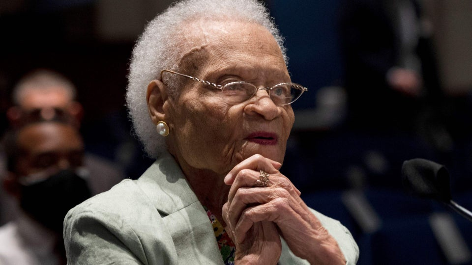 The Tulsa Race Massacre was 100 years ago. Its Oldest Living Survivor, Viola Fletcher, Told Her Story to Congress.