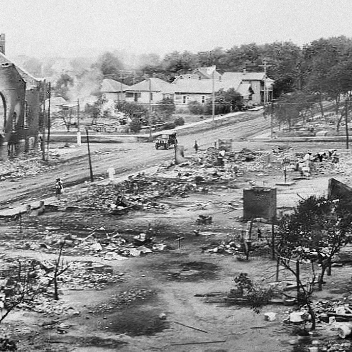 Think You Know About the Tulsa Race Massacre? Here Are 5 Facts That May Surprise You.