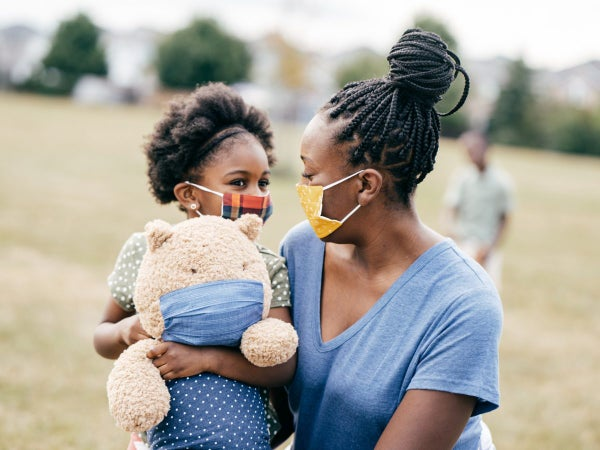 What's On The Minds Of Black Moms As America Reopens Mid-Pandemic