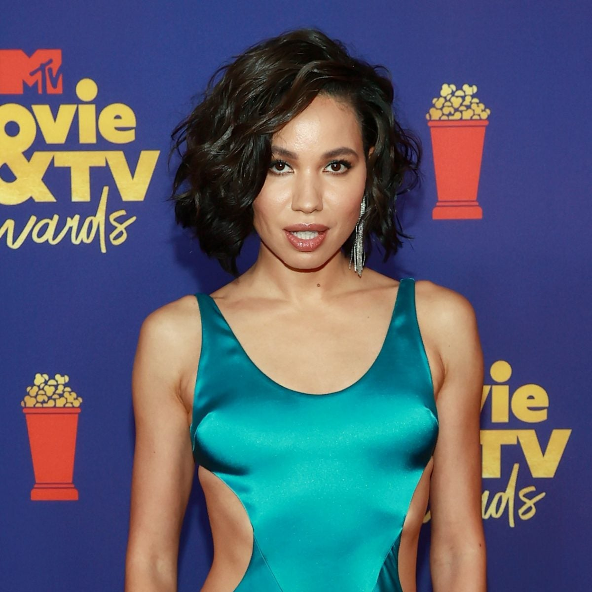 These Black Celebs Brought The Looks At The 2021 MTV Movie & TV Awards
