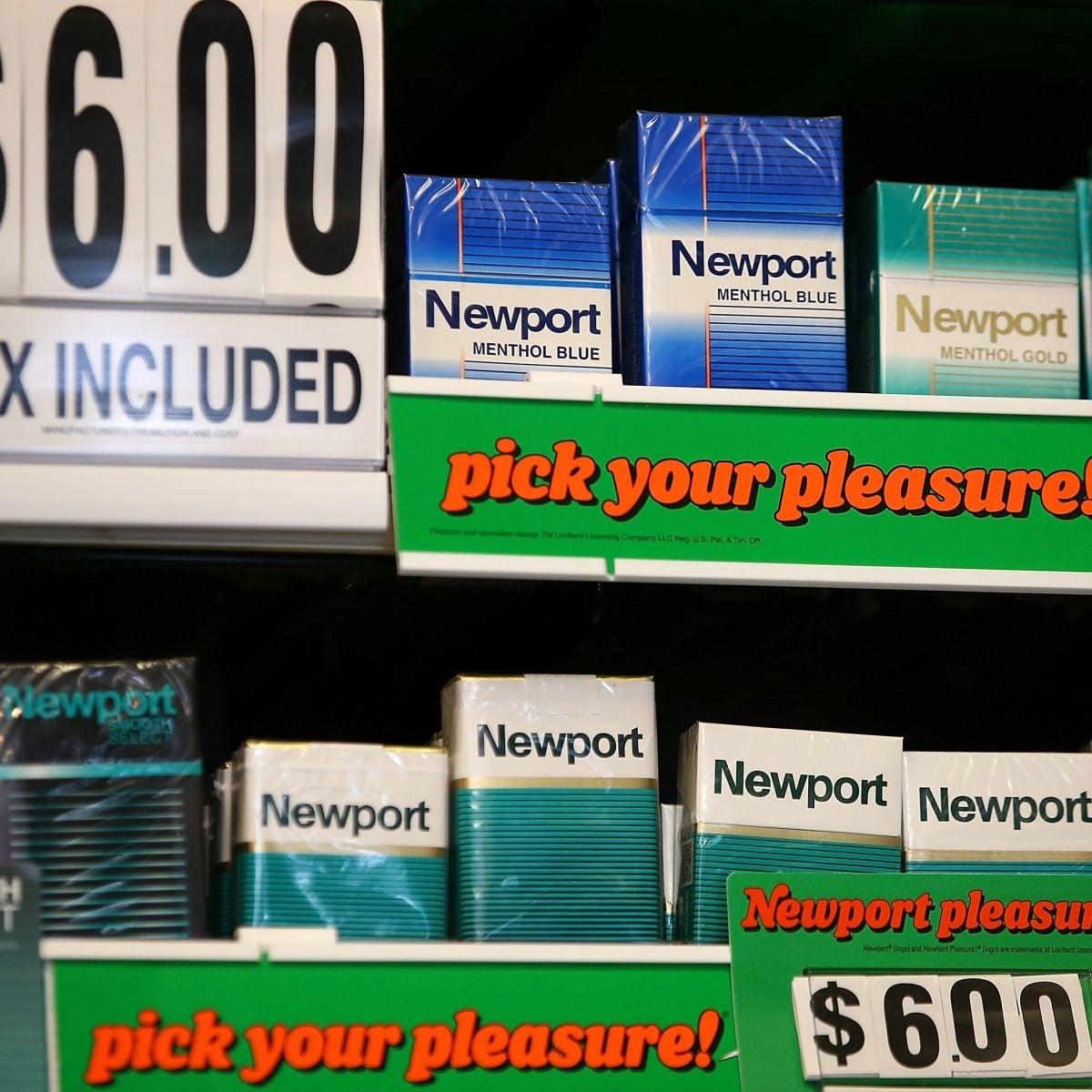 FDA Proposes Ban of Menthol Cigarettes