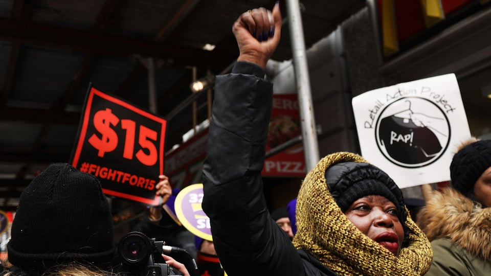 McDonald's Workers on Strike Today Across 15 Cities for Higher Wages