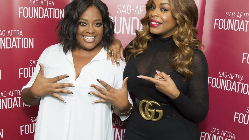We All Need Friends To Hype Us Up Like Niecy Nash Did BFF Sherri Shepherd At Her Birthday Party