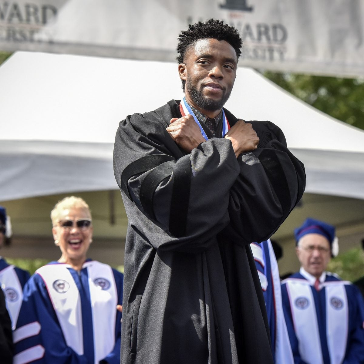 Howard University's College of Fine Arts Will Be Renamed After Alum Chadwick Boseman