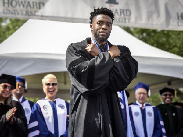 Netflix Joins Forces With Howard University For Scholarship Honoring The Legacy of Chadwick Boseman