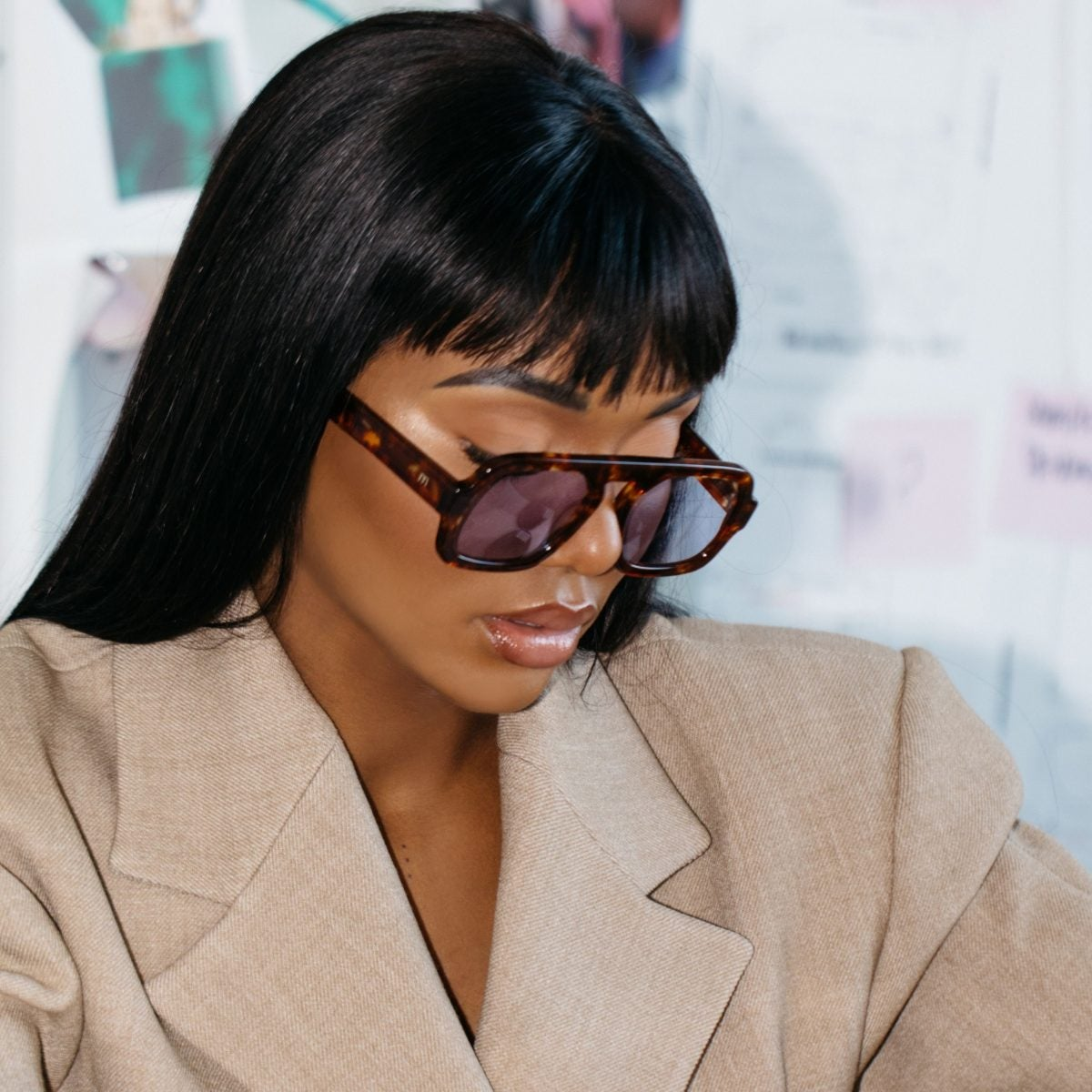 Elisa Johnson Launches A Line Of Chic Sunglasses