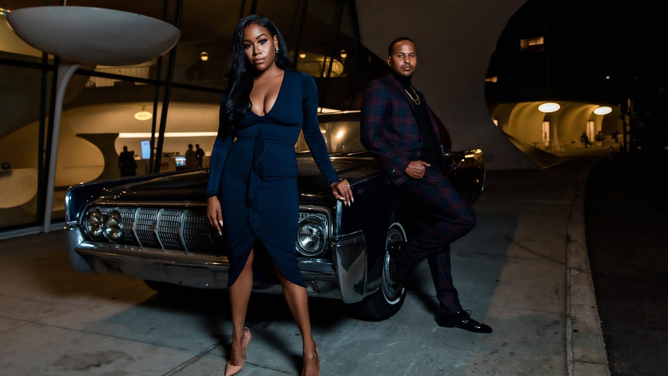 Jahira And Chad Slayed Their Engagement Photo Shoot. Up Next? A Juneteenth Wedding.