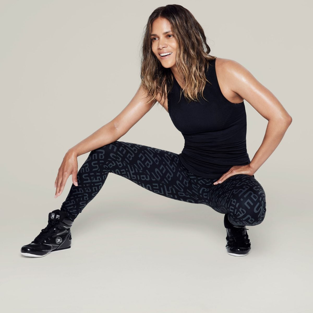 See Halle Berry's New Activewear Line With Sweaty Betty, Modeled Fiercely By The Star