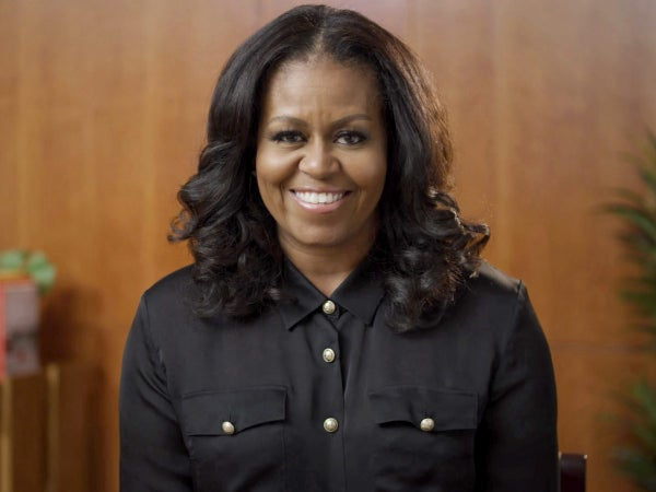 Michelle Obama and Celebrities Sign Open Letter to Push For Voting Rights