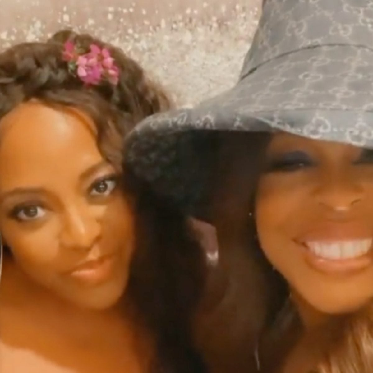 We All Need Friends To Hype Us Up Like Niecy Nash Did For BFF Sherri Shepherd At Her Birthday Party
