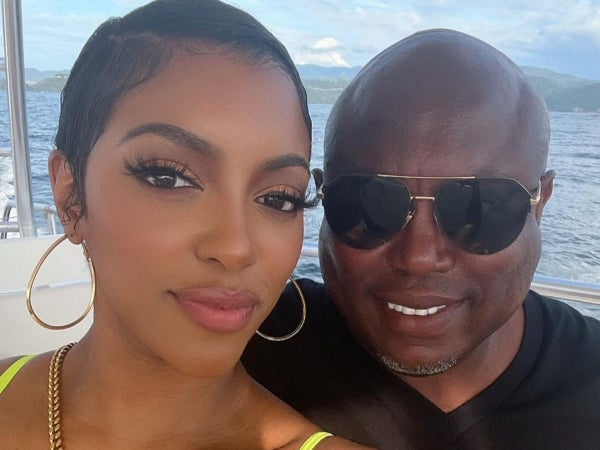 Porsha Williams Announces Engagement To Simon Guobadia, Ex-Husband Of 'RHOA' Castmate: 'We Are Crazy In Love'