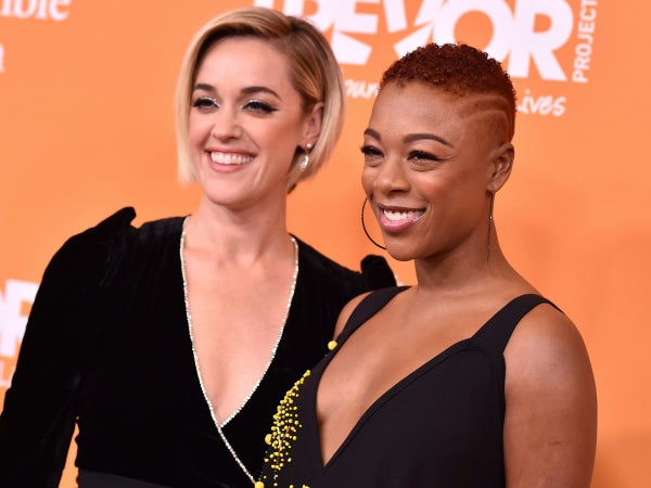Meet George! Samira Wiley And Lauren Morelli Introduce Infant Daughter