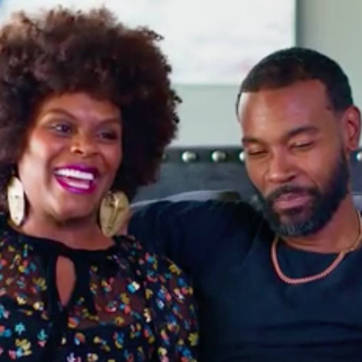 'Black Love' Exclusive: Tabitha Brown Shares The Hilarious Story Of When She First Told Her Husband She Loved Him