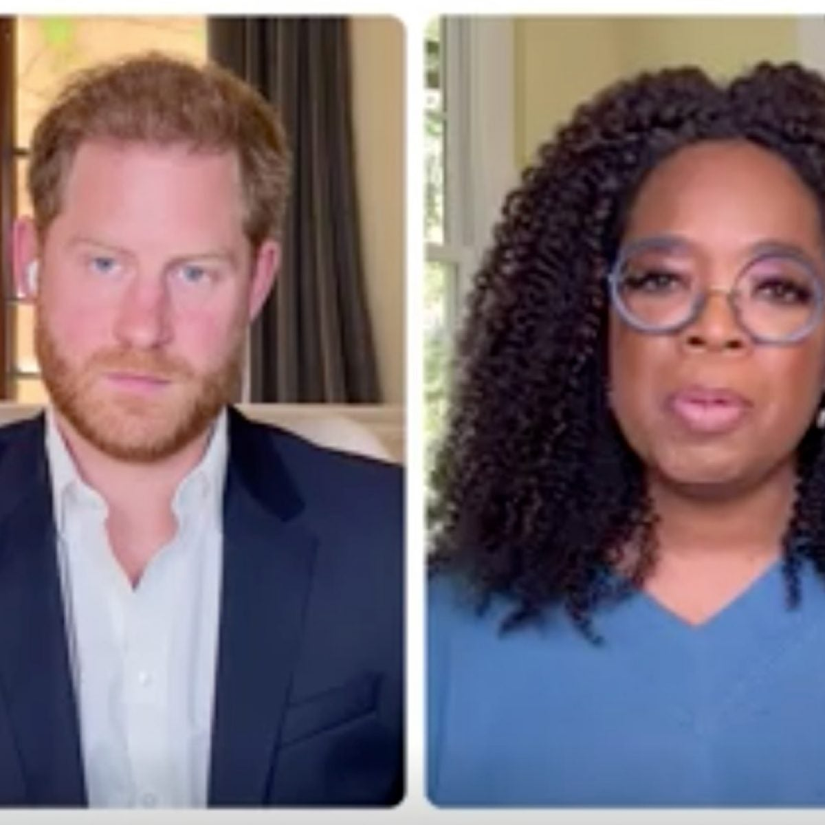 Oprah Winfrey and Prince Harry's Touching Advice For Those Who Don't Feel Seen
