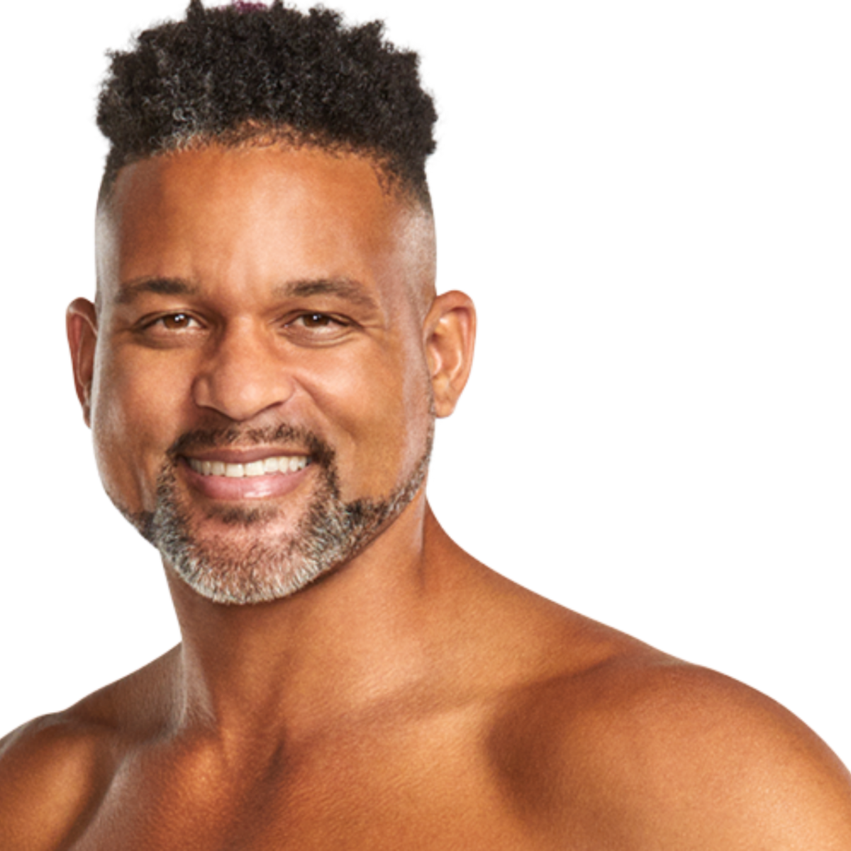 Shaun T's Hair Changed During The Pandemic And It Led To A Change In The Way He Saw Himself And Fitness