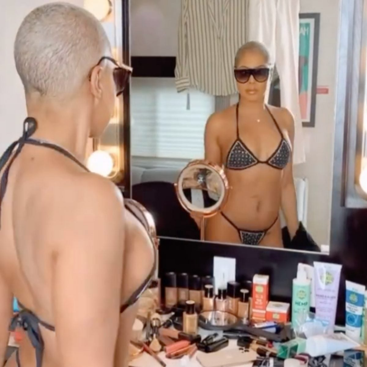 Toni Braxton Is Serving Fierce Body Confidence At 53 And We Can't Get Enough Of It
