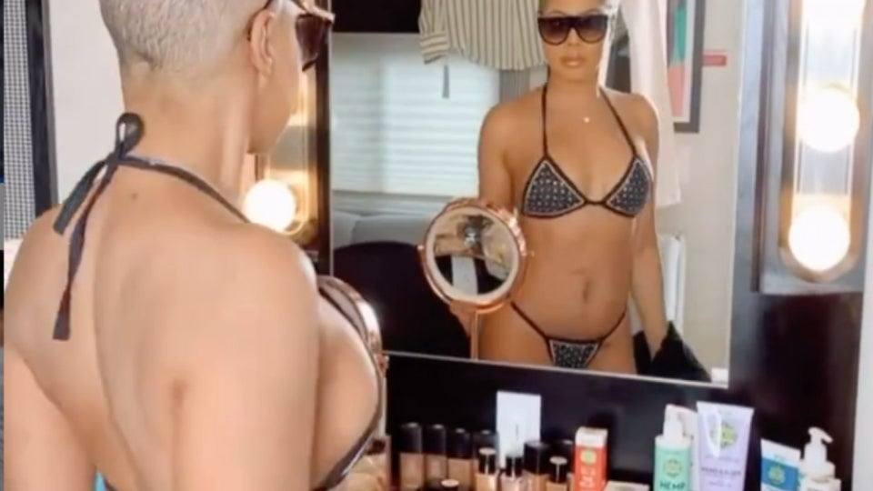 Toni Braxton Is Serving Fierce Body Confidence And We Can't Get Enough Of It