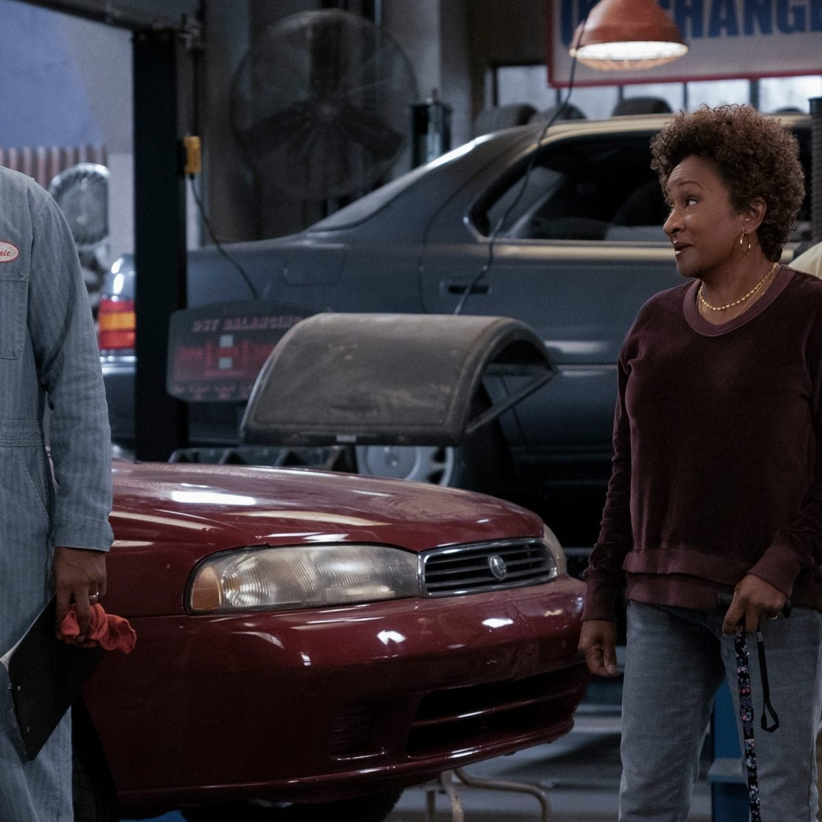 Wanda Sykes On 'The Upshaws' Representing Real Black Families: 'It Always Seems Like Either We're Super Rich Or We're Slaves'