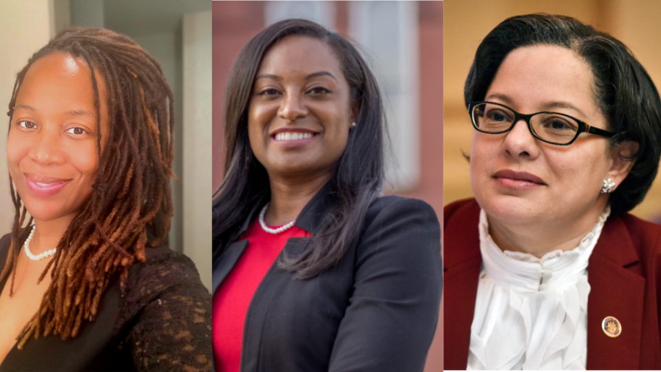 Can Virginia Be the First State in History to Elect a Black Woman Governor?