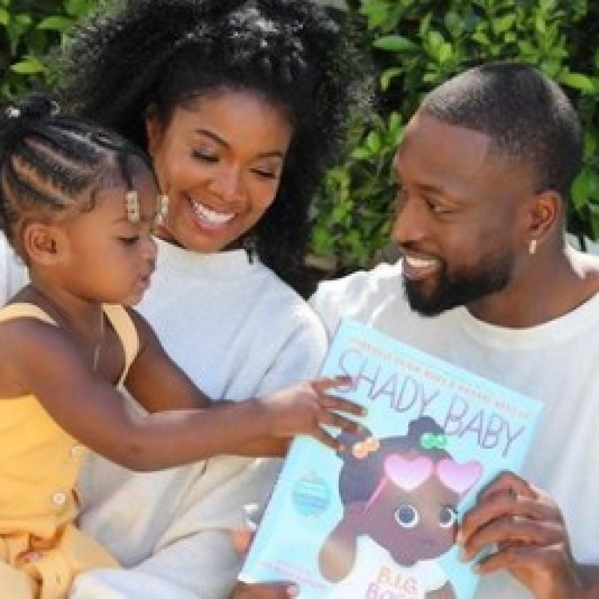 Gabby And Dwyane Wade Talk New Children's Book And Showing 'There's Another Way' To Parent