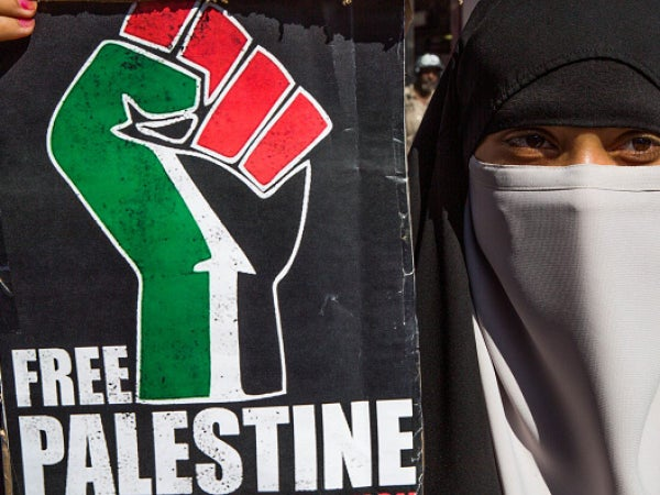 Palestine Is In The Midst Of A Humanitarian Crisis. Here's Exactly What's Happening.