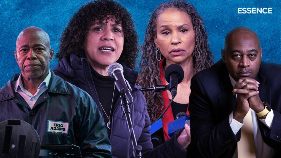 These New Yorkers Aim to Be the First Black Mayor of NYC in 30 Years. What's On Their Agenda?