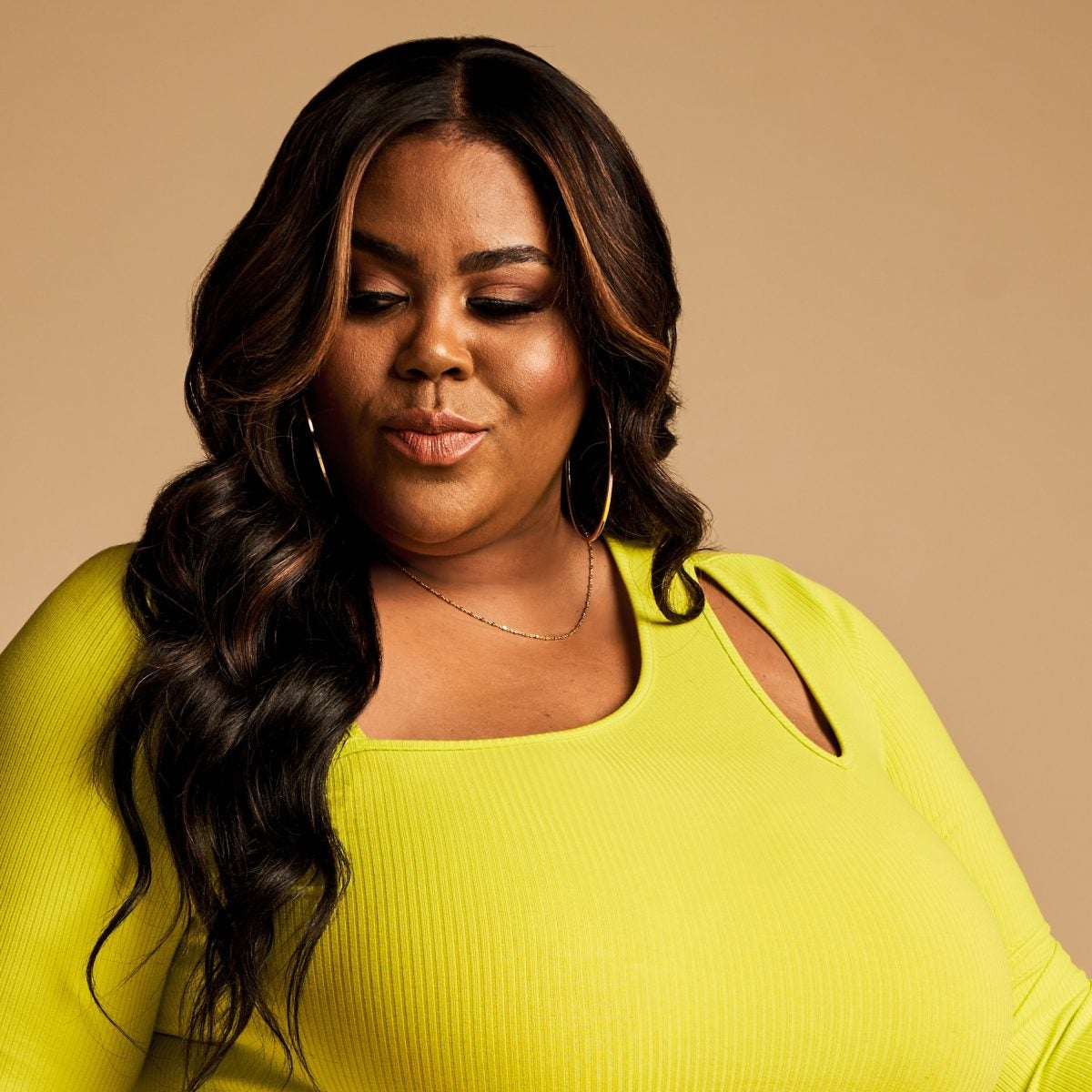Nina Parker Debuts Plus-Size Collection With Macy's