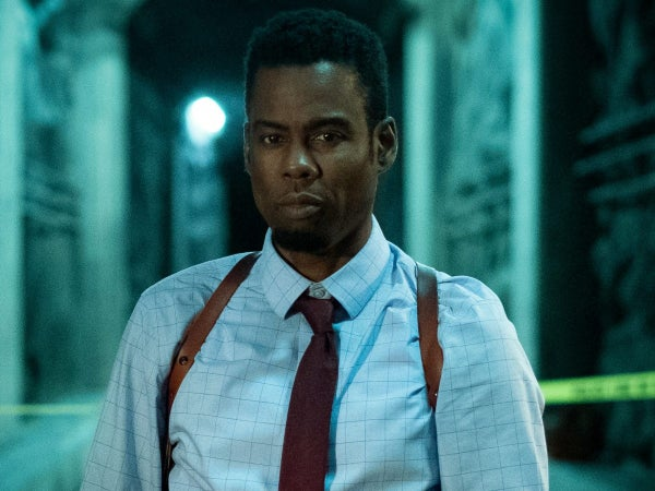 It Took Chris Rock Two Days To Loosen Up Around Samuel L. Jackson On The Set Of 'Spiral'