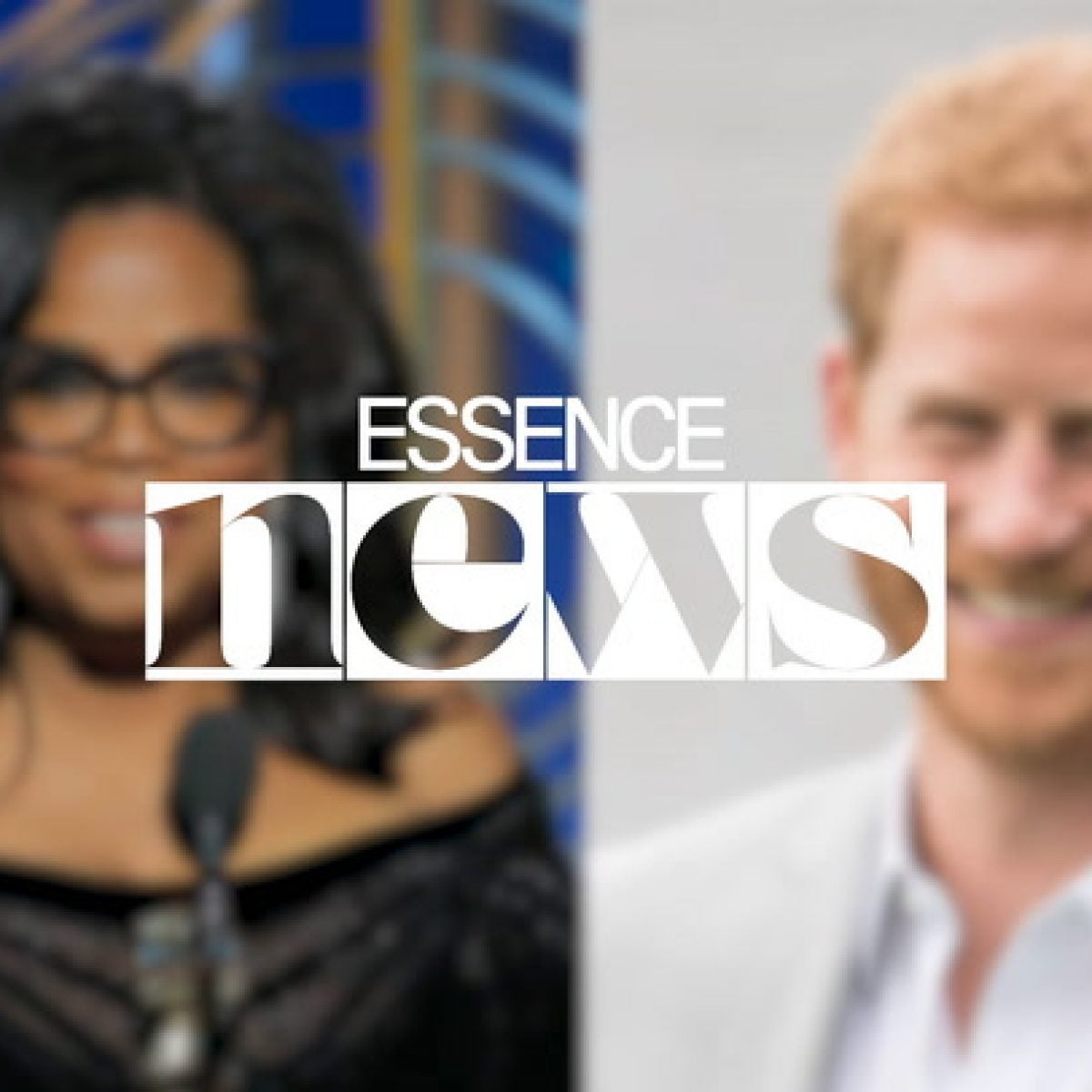 Essence Chats with Oprah and Prince Harry