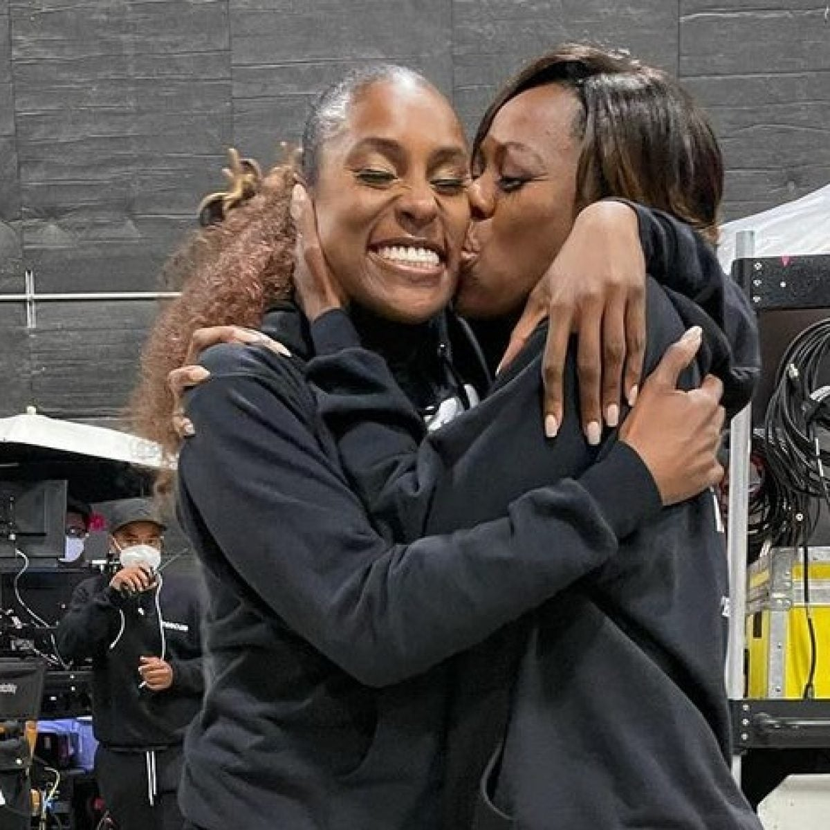 The Cast Of 'Insecure' Celebrates Their Last Day On Set