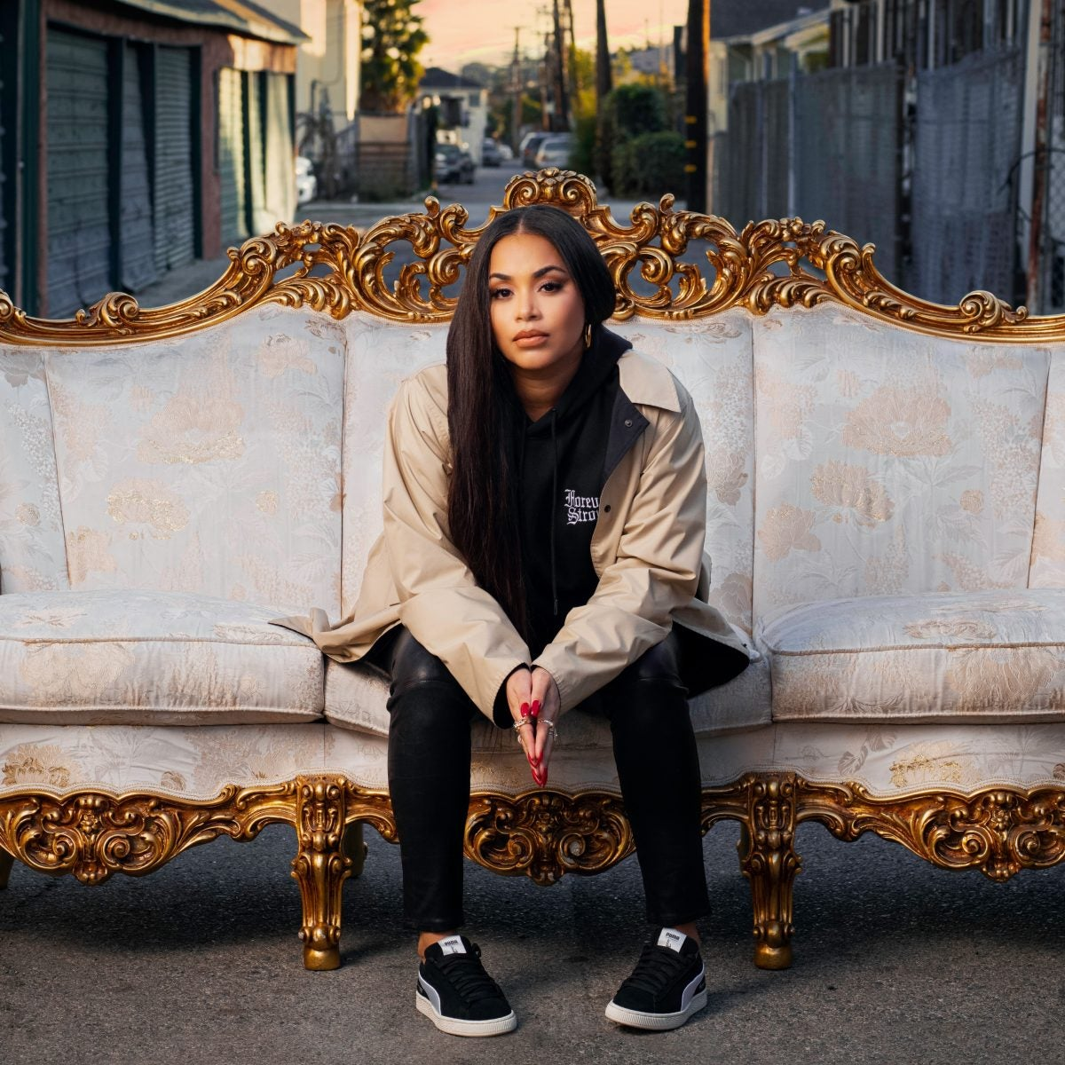 Forever Stronger: Lauren London's First Puma Capsule Is Finally Here