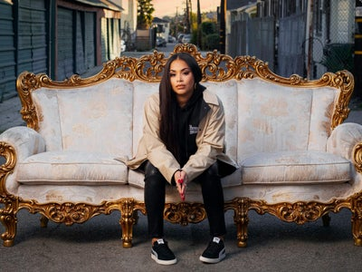 Lauren London's Puma Collection Just Dropped — And It's Already A Hit