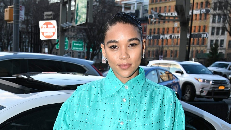 Actress Alexandra Shipp Comes Out: 'It's Never Too Late To Be You'