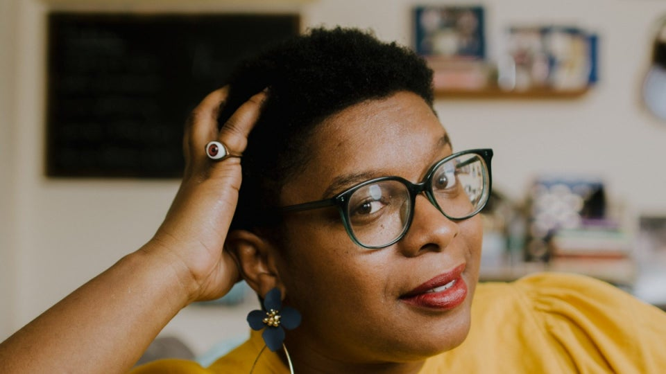 Ashley C. Ford Shows The Strength Of Vulnerability In Her New Memoir 'Somebody's Daughter'