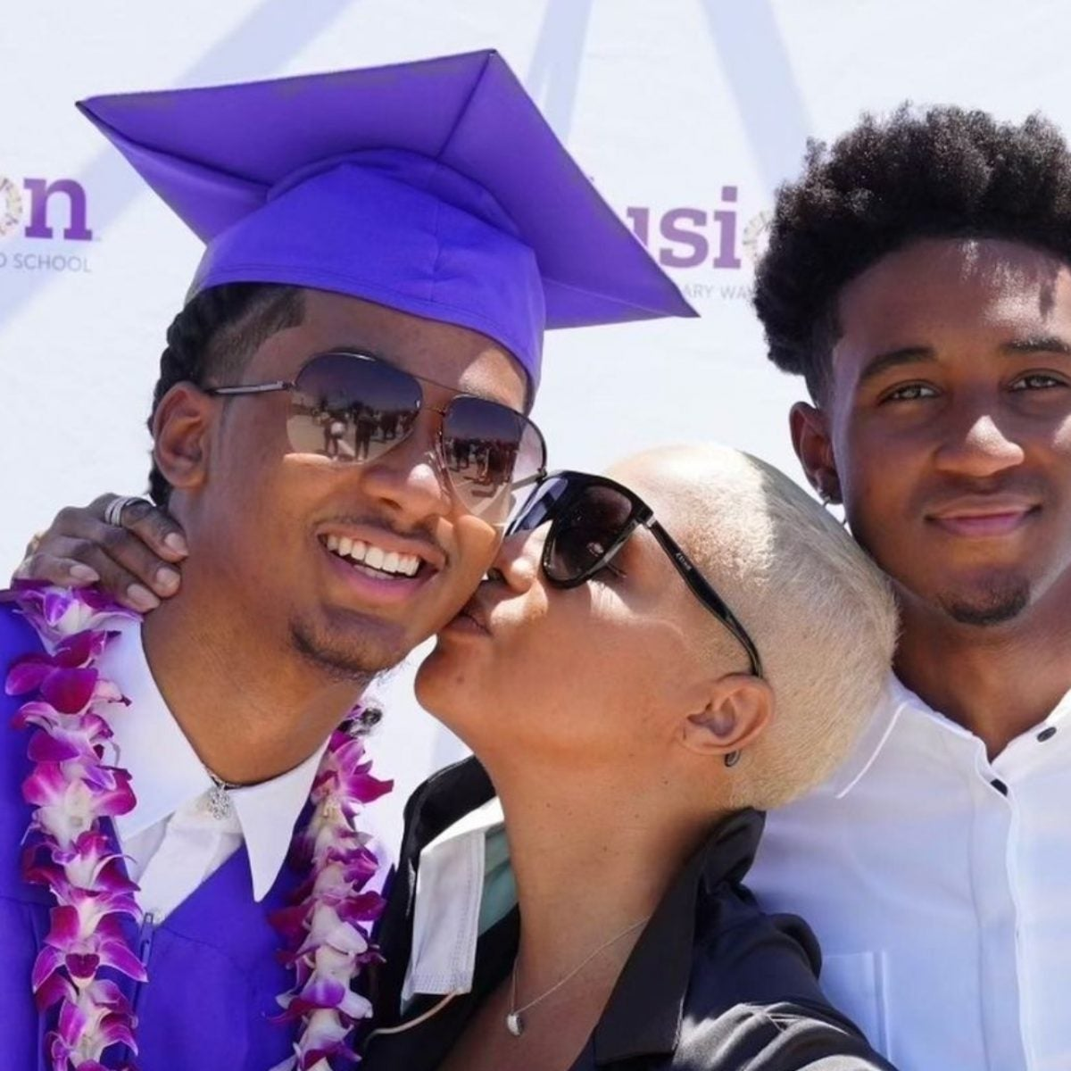 Toni Braxton's Son Diezel Is Headed To Howard University And We Feel Old